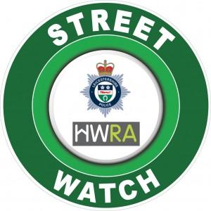 Street Watch logo
